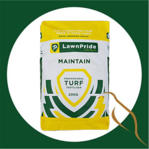 Lawn pride Maintain - Professional Turf Fertiliser 20Kg